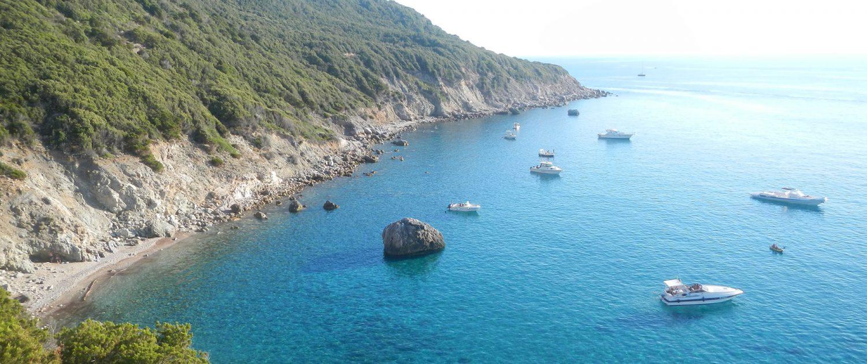 Noleggio Trimarano Isola del Giglio - Vela Giglio Campese - Isola del Giglio - Trimarano Giglio Porto - Spiagge Giglio
